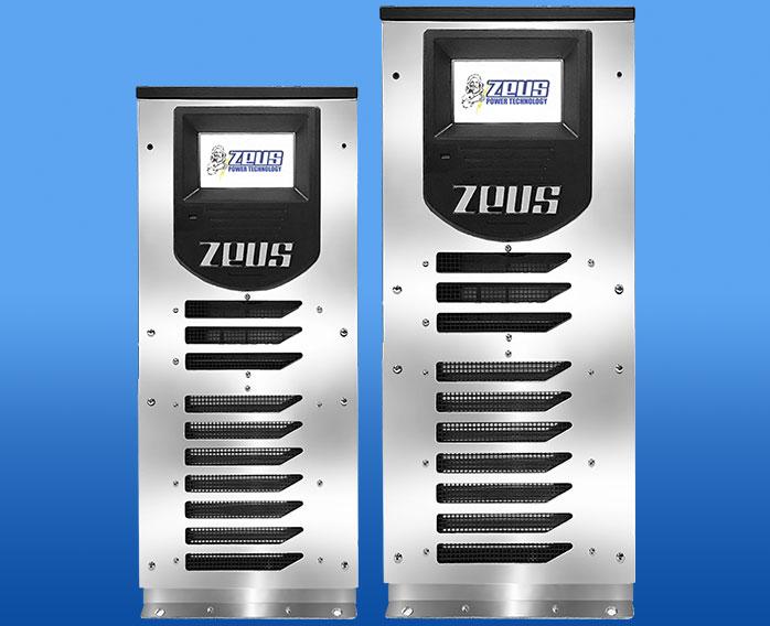 SHORE POWER CONVERTERS ZC SERIES 90 – 125 KVA